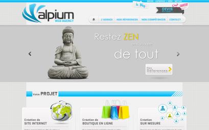 Site alpium